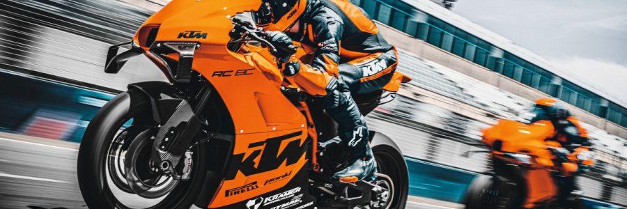 KTM RC 8C-12